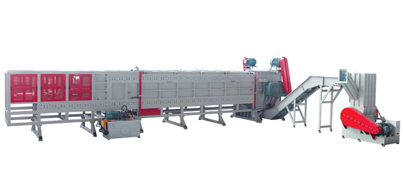 DYSSG Plastic Pipe Shredder Unit