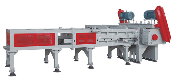 DYSSQ Light Single Axle Shredder