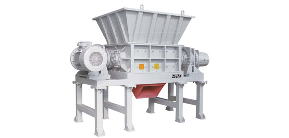 DYTSS Series Double Axis Shredder