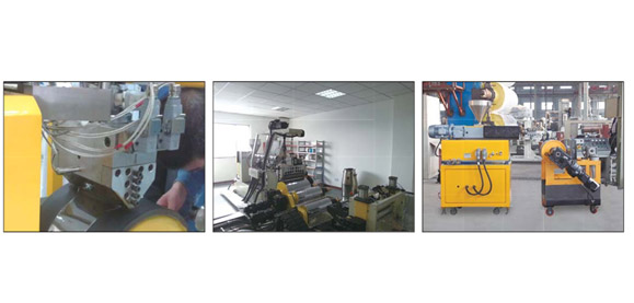 Manufacturing Companies for Pe Extruder - Small Laboratorial Extrusion Equipment – Jwell