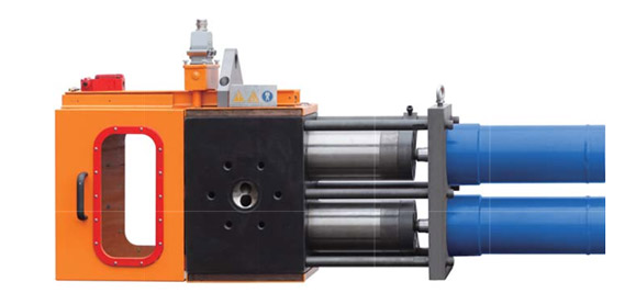 Hydraulic Screen Changer System