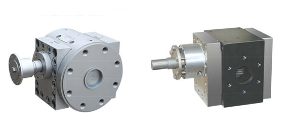 Plastic Melt Measuring Gear Pump