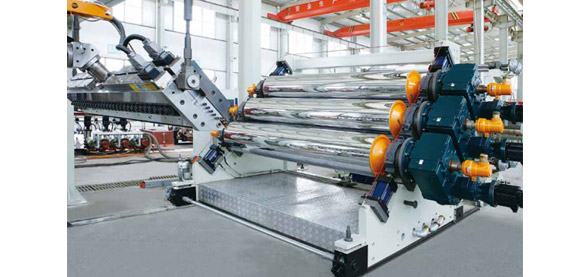 Short Lead Time for Pp Yarn Extruding Machine - Plastic Casting Roller – Jwell