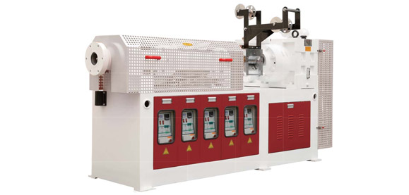 Rubber Extruder