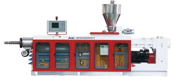 Conical Or Parallel Twin-screw Extruder
