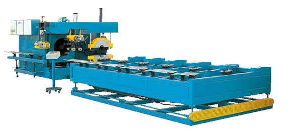 JWGK Series Automatic PVC Pipe Belling Machine