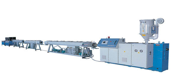 PP-RCTPPRPE-RTPEXPA Single Or Muti-layer Small Diameter Pipe Production Line Featured Image