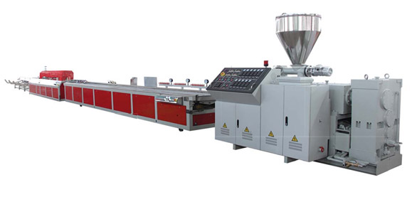 PVCPCPPPEPA Special Profile Production Line