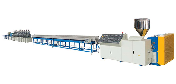PS Foamed Picture Frame Extrusion Line Featured Image