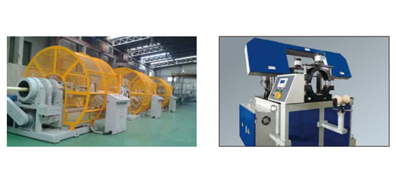 RTP Composite Pipe Extrusion Line