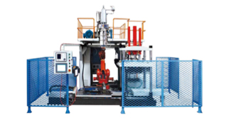JWZ-BM3D-1000 Three-dimensional Blow Molding Machine