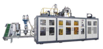 JWZ-BM30DN-C Blow Molding Machine