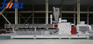 Fixed Competitive Price Sprinkler Pipe Making Machine - WPC pelletizing serial – Jwell
