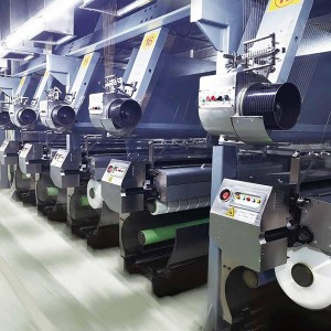 Polyester PET POY Yarn Spinning Line