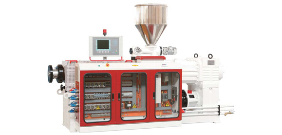Conical Twin-screw Extruder For High-speed Profiles